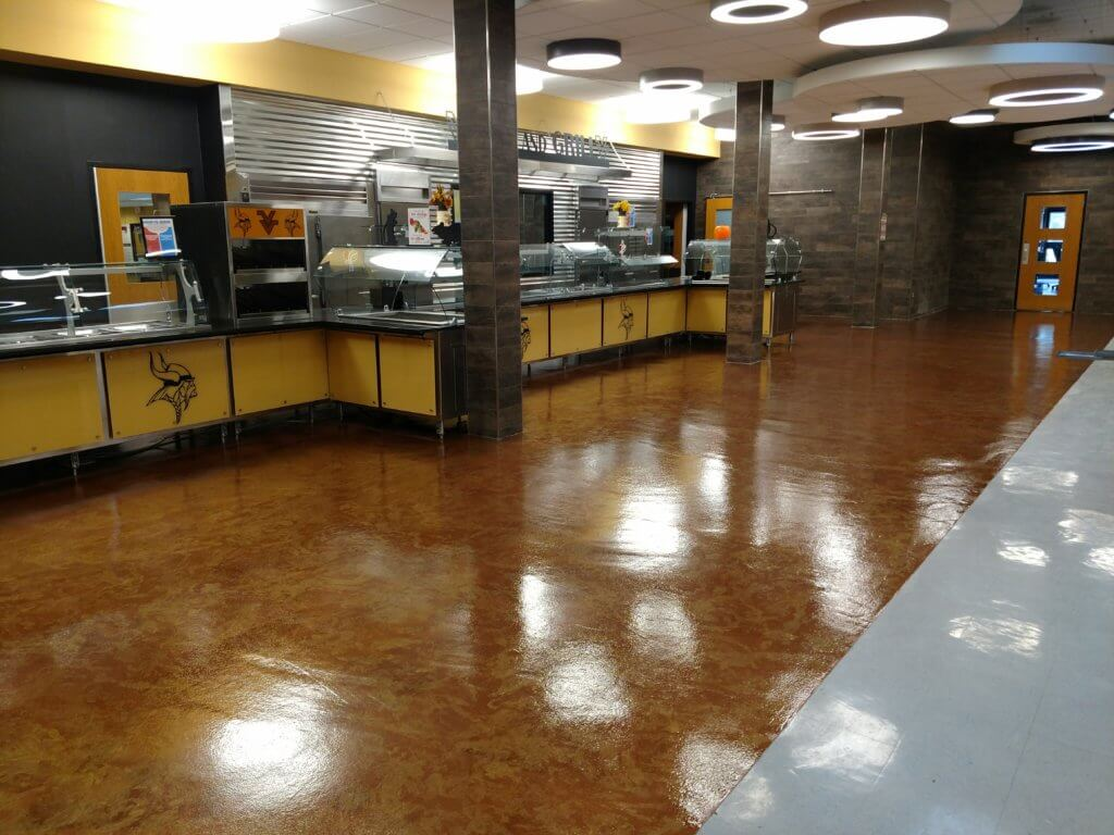 flexmar commercial floor