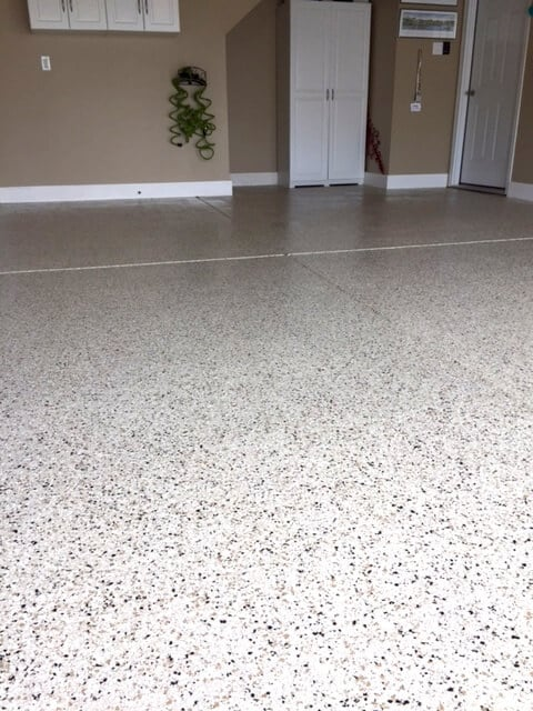 Flexmar Residential Garage Floor, photo gallery