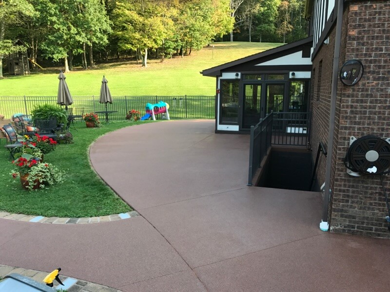 Flexmar Residential Patio