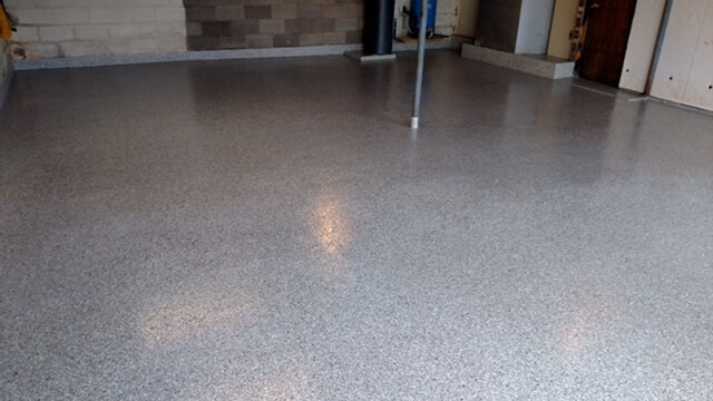 Flexmar Residential basement Floor
