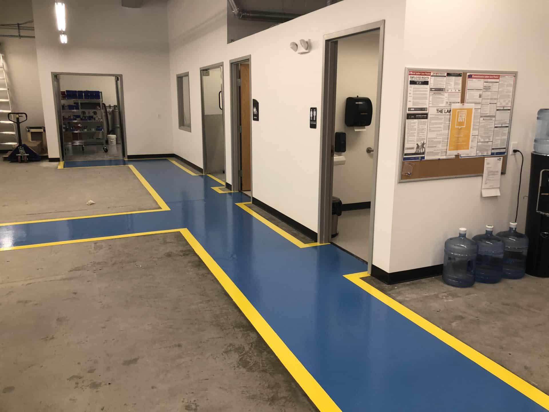 Titan Industrial Flooring