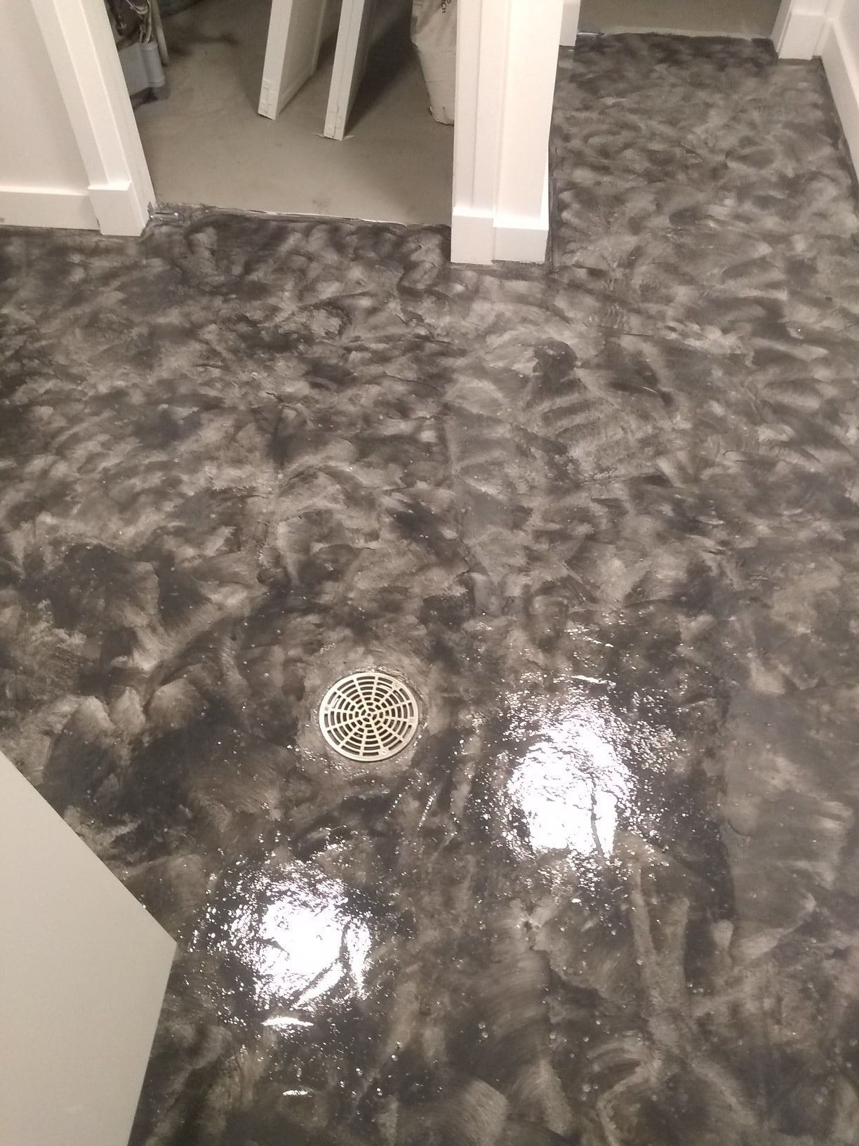Titan Floor residential flooring